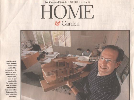 SF Chronicle, 2007