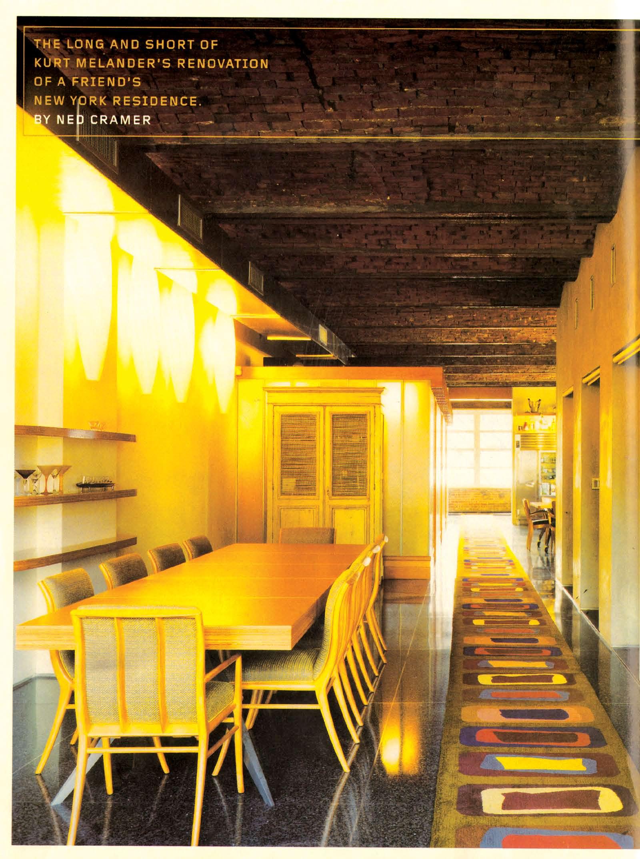 Interiors, 2000