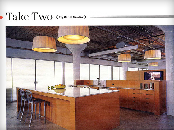 SF Chronicle Magazine, 2007