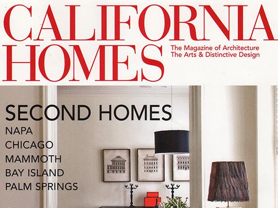 California Homes, 2007